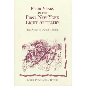 Four Years in the First New York Light Artillery: