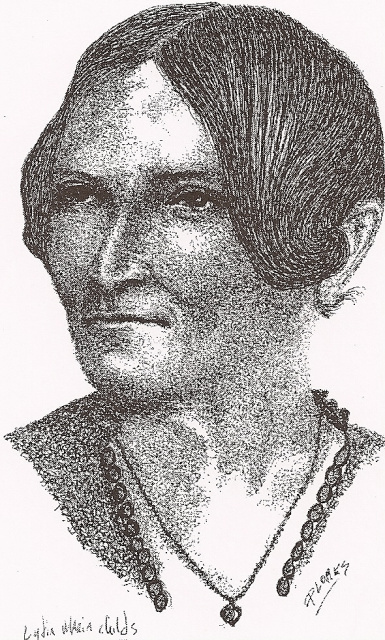 Abolitionists: Lydia Child