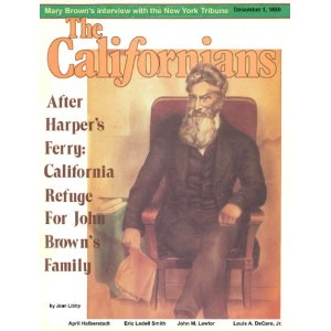 The Californian: John Brown's Family In California