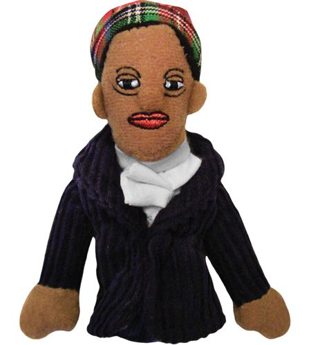 Harriet Tubman Finger puppet