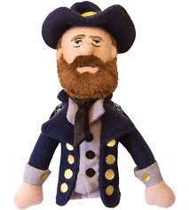 General Grant Finger Puppet