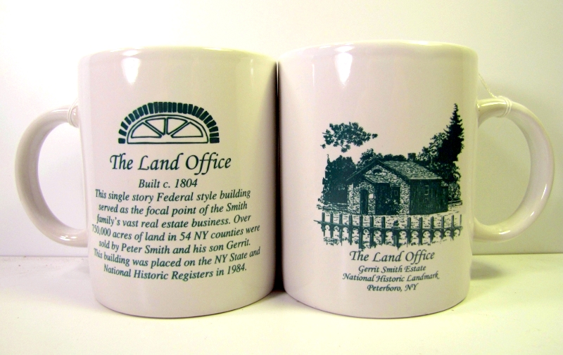 Land Office Mug