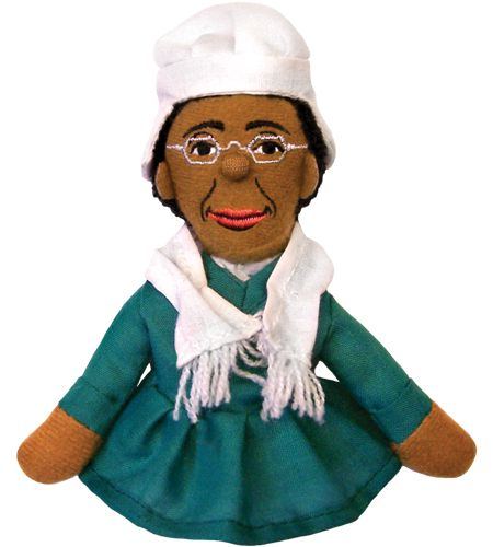 Sojourner Truth Finger Puppet